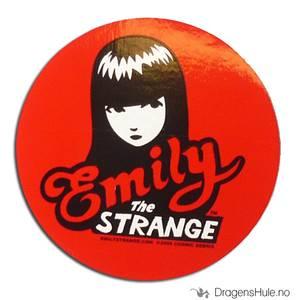 Bilde av Klistremerke: Emily the Strange