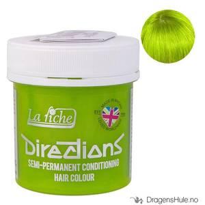Bilde av Hårfarge: Fluorescent Lime -Directions
