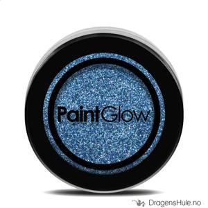 Bilde av Fine Glitter: Holo Blue -PaintGlow